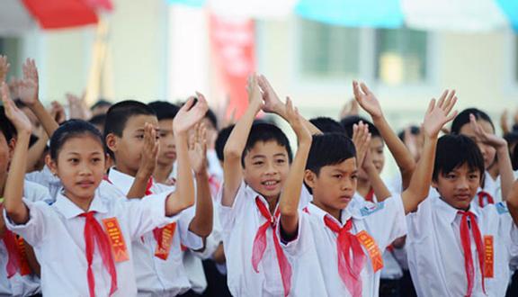 Trường Tiểu Học Tô Vĩnh Diện - Vũ Tùng