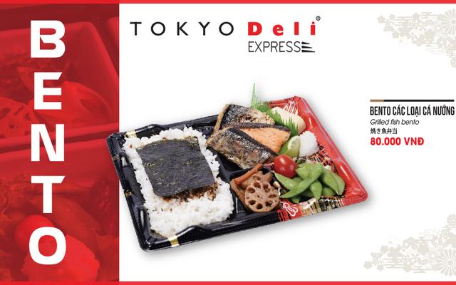 Tokyo Deli Express - Sushi - Hoàng Đạo Thúy