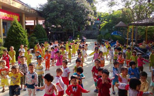 Mẫu Giáo SOS - Lê Văn Hiến