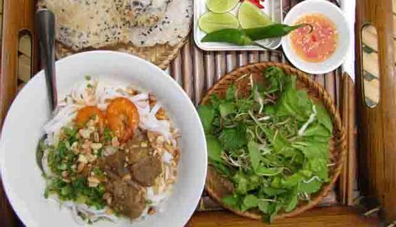 Mì Quảng Bà Minh - Lê Văn Hiến