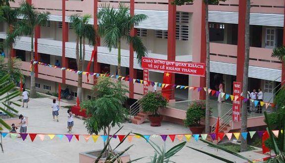 Trường THPT Thủ Đức - Đặng Văn Bi
