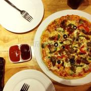 Pizza gà :3