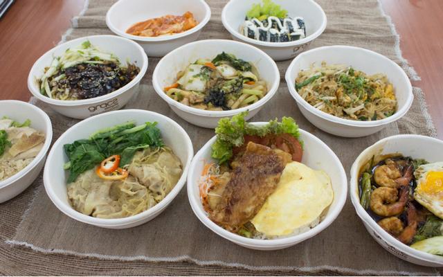 Family Food Paradise - Menas Mall Vietjet Plaza