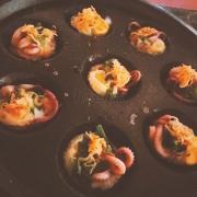 Trứng bạch tuộc