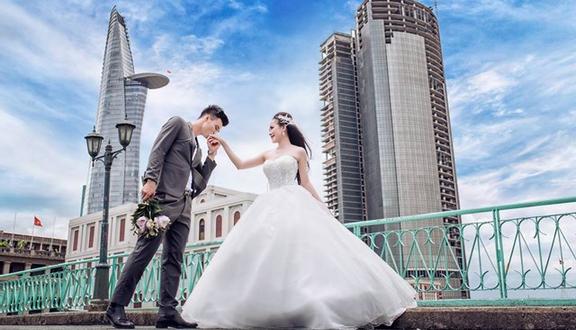 Áo Cưới Xinh Xinh - Hồ Văn Huê