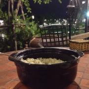 cơm chiên cá mặn (95k)