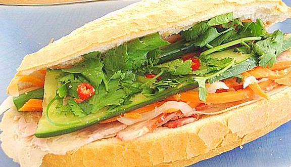 Bánh Mì Cá Mập - Nguyễn Duy Dương