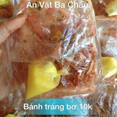 Bánh tráng bơ đặc sản Tây Ninh, bánh mềm dẻo thơm tôm. Bơ do chính người dân Tây Ninh nấu , không phải bơ thùng như nhiều chỗ. Đảm bảo ăn là ghiền chỉ 10k/ bịch