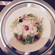 Món salad rau trộn vừa mát vừa ngon