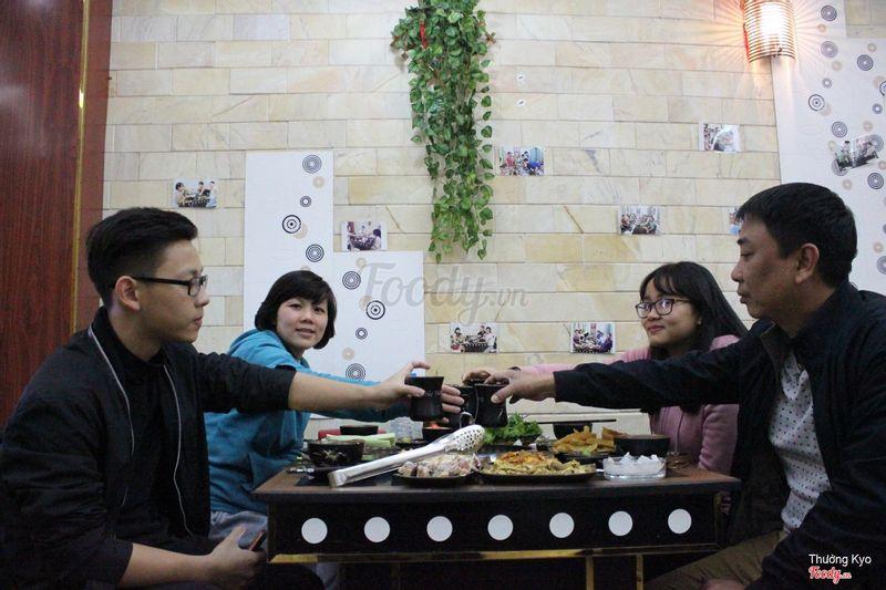 gia đình thương yêu