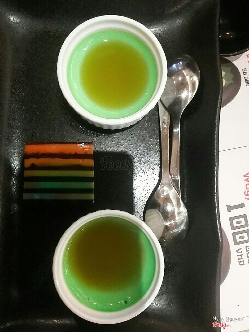 Plan trà xanh (matcha đó các bợn)