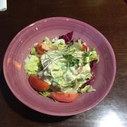 Salad bơ và tôm