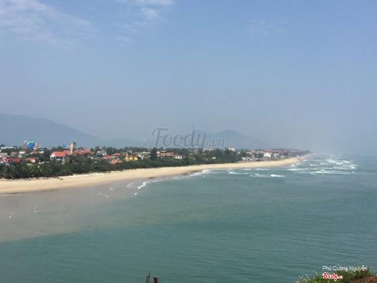 Vịnh Lăng Cô ở Huế