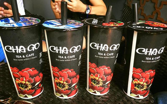 Cha Go Tea & Caf'e - Hàng Buồm