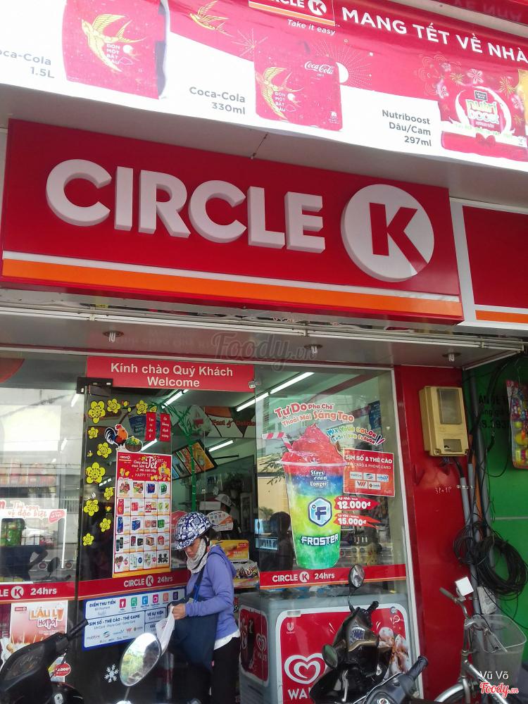 Circle K - Nguyễn Thái Học ở TP. HCM