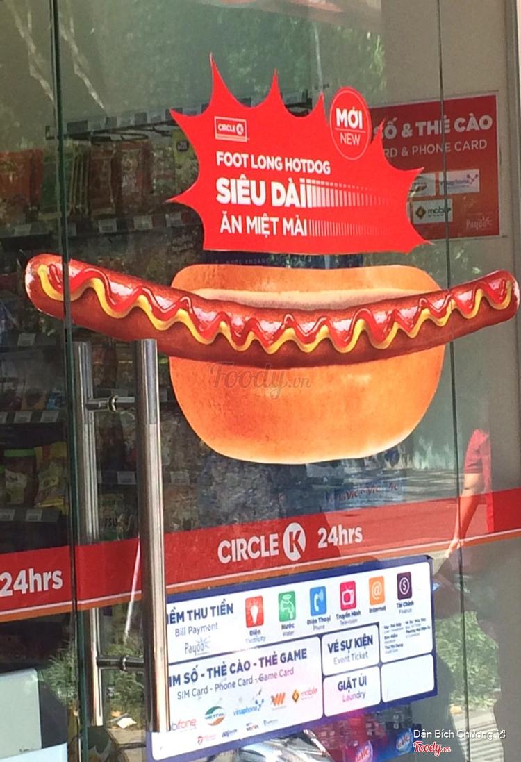 Circle K - Tôn Thất Thiệp ở TP. HCM