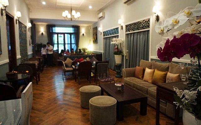 Bông Súng - Âm Thực Chay & Coffee - Nguyễn Du