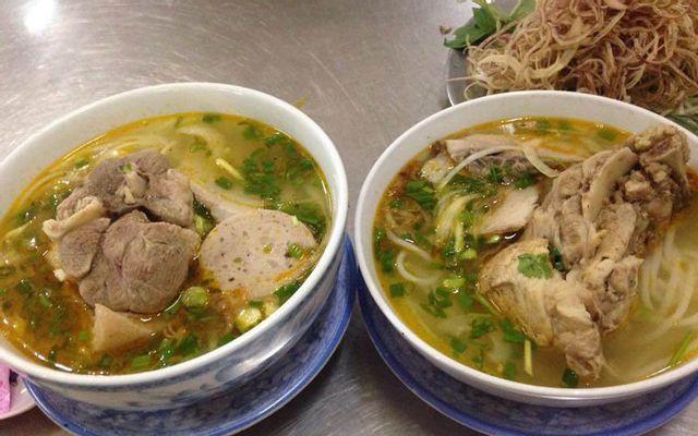 Bún Bà Cương - Nguyễn Lương Bằng