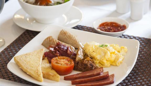Saigon Terrace Restaurant - Charm Suite Hotel