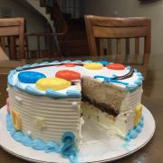 Bánh kem/Ice cream cake