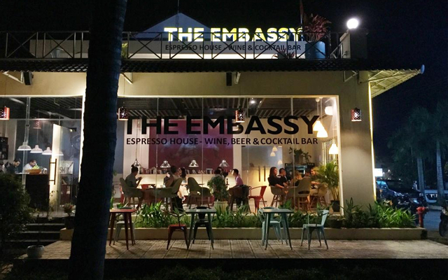 The Embassy Espesso Bar & Caffee - Trần Hưng Đạo
