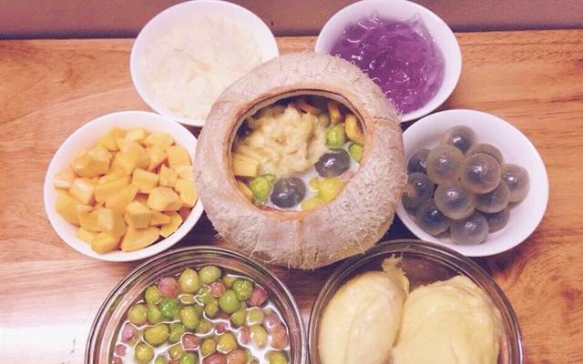 Chè Trái Dừa - Nguyễn Đình Chiểu