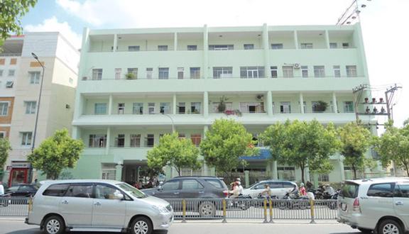 Bệnh Viện Y Học Cổ Truyền TPHCM - Nam Kỳ Khởi Nghĩa
