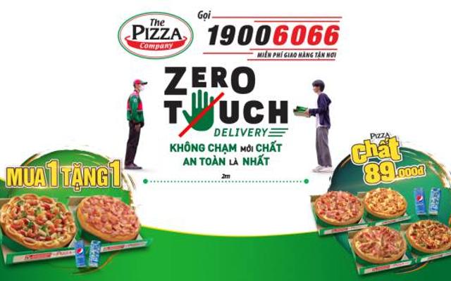 The Pizza Company - Lê Đại Hành