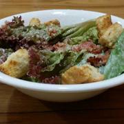 Salad. Ceasar