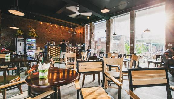 Vườn Phố Cafe - Kim Đồng
