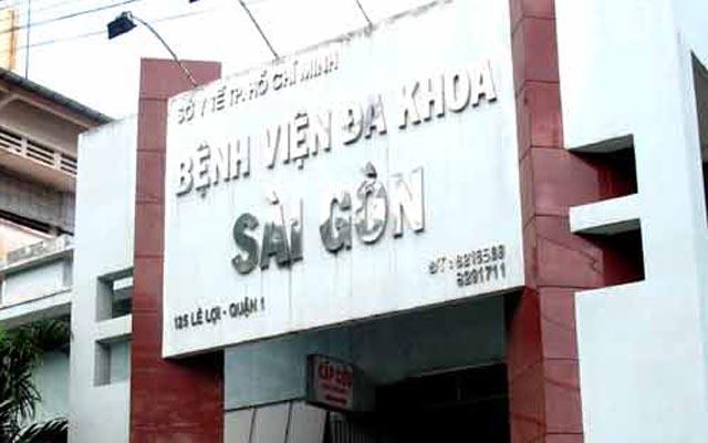 Bệnh Viện Đa Khoa Sài Gòn - Lê Lợi