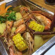Tôm càng nấu Crawfish