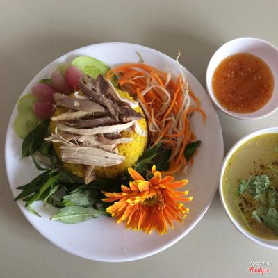 Cơm gà Phú Yên