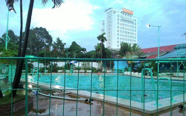 Hồ Bơi Quân Khu 7 - Hoàng Văn Thụ