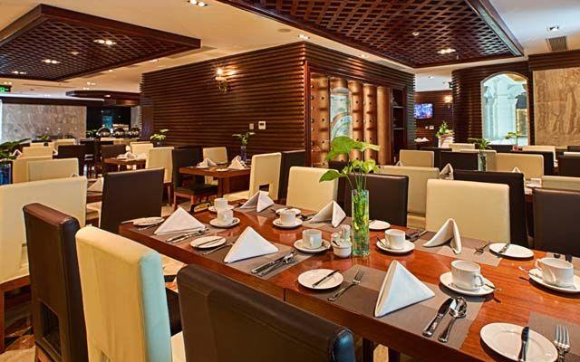 Le Gourmet Restaurant - Samdi Hotel