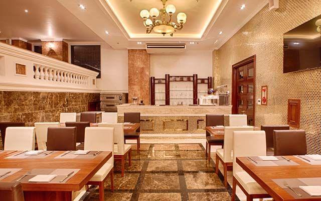 Pool Bar - Samdi Hotel