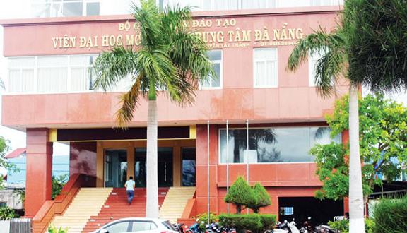 Viện Đại Học Mở Hà Nội - Trung Tâm Đà Nẵng