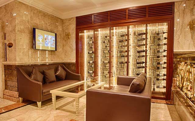 Lobby Bar & Cafe - Samdi Hotel