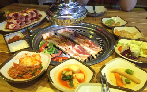 My favourite korean grill in dn
