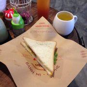 Sandwich đặc biệt