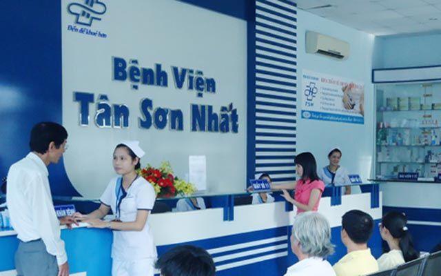 Bệnh Viện Tân Sơn Nhất - Phổ Quang