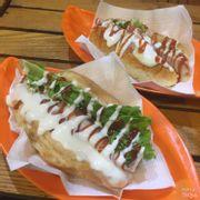 bánh mì hotdog