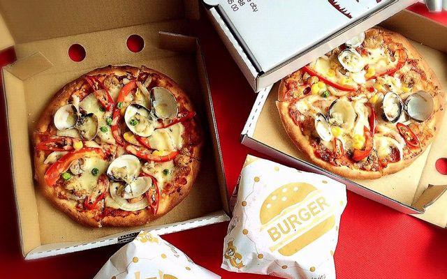 Pizza Napoli Italian