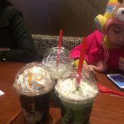 Cafe đá xay và matcha đá xay