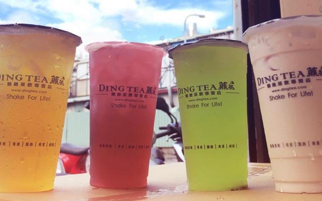 Ding Tea - Ngô Gia Tự