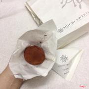 Mochi chocolate taste