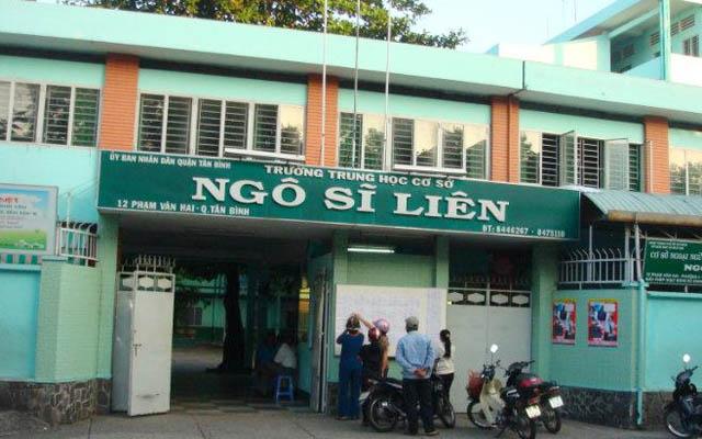 Trường THCS Ngô Sĩ Liên - Phạm Văn Hai