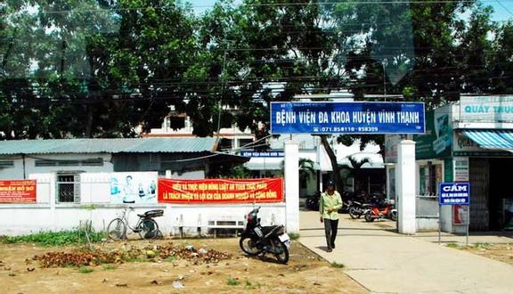 Bệnh Viện Đa Khoa Huyện Vĩnh Thạnh - Quốc Lộ 80