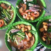 bún Thái hải sản Long Thủy
