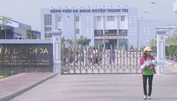 Bệnh Viện Đa Khoa Huyện Thạnh Trị